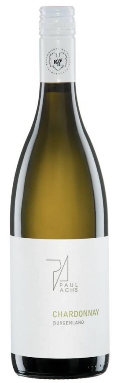 Paul Achs - Chardonnay bio