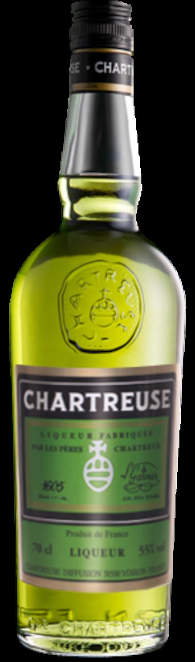 Chartreuse - Verte Liqueur