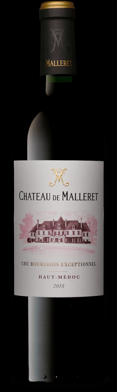 Chateau de Malleret - Cru Grand Bourgeois Superieur, 2006