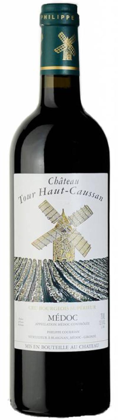 Château Tour Haut Caussan - Médoc Cru Bourgeois Supérieur