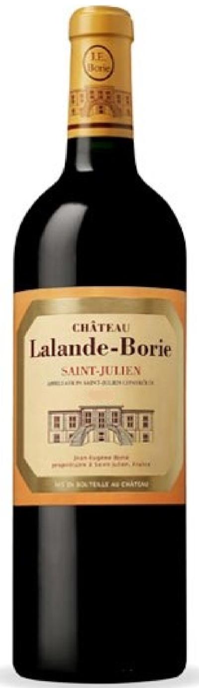 Cháteau Lalande-Borie - Saint Julien Cru Grand Bourgeois