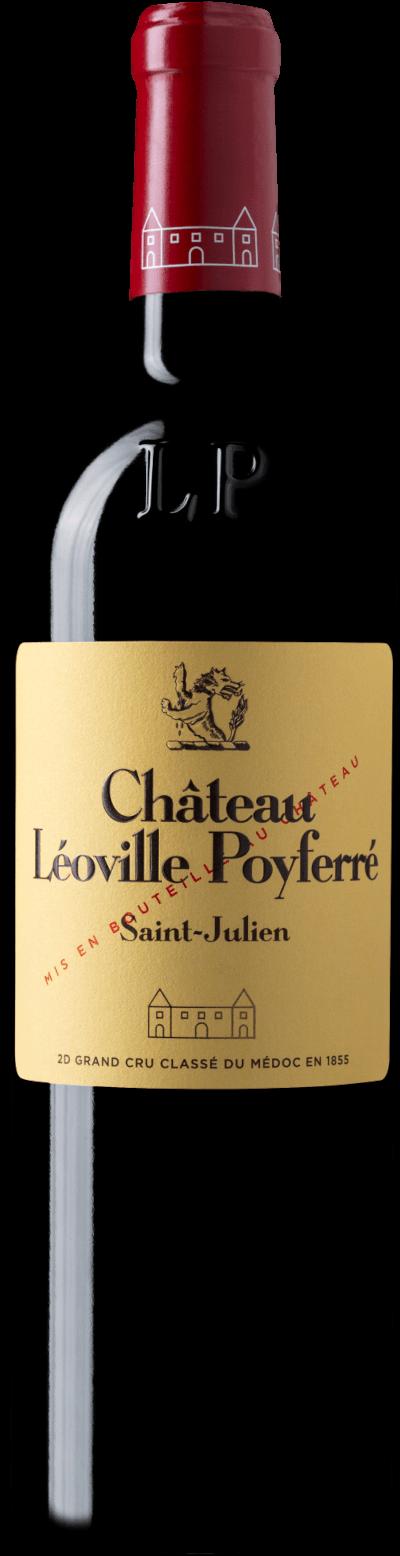 Château Léoville Poyferré - Saint Julien 2.Grand Cru Classé Doppelmagnum