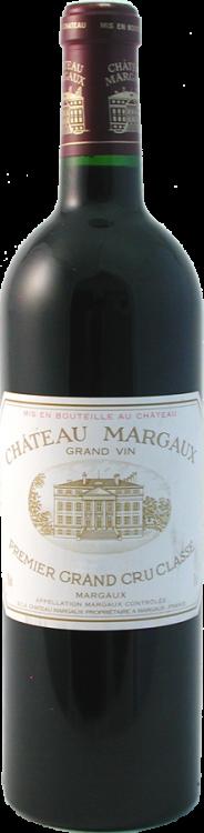 Chateau Margaux - 1.Grand Cru Classe, 1989