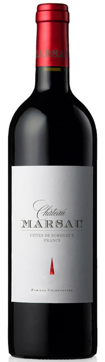 Château Marsau - Côtes de Francs