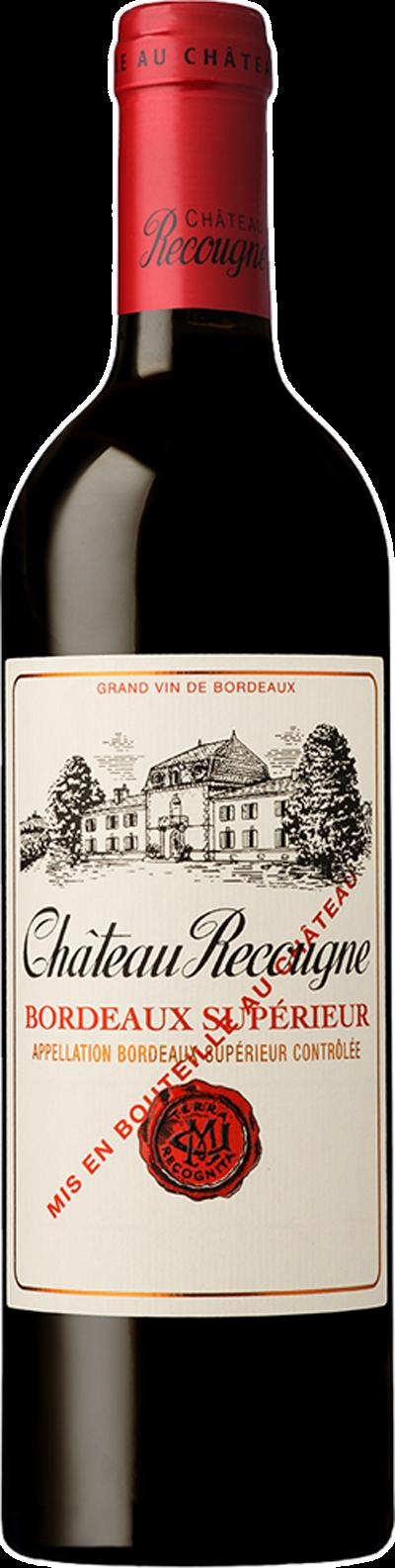 Château Recougne - Bordeaux supérieur