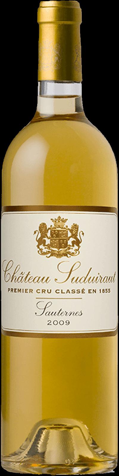 Château Suduiraut - Sauternes Grand Cru Classé Halbflasche