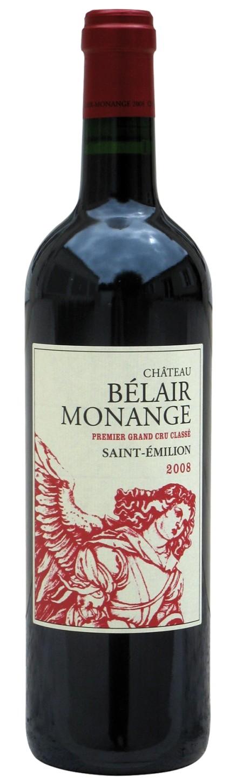 Chateau Belair Monange - 1.Grand Cru Classe, 2008