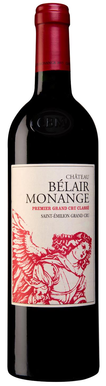 Château Belair-Monange - Saint Emilion GCC