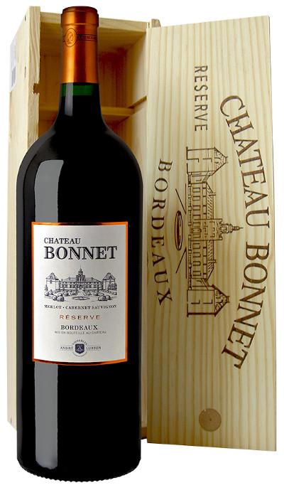 Château Bonnet - Bordeaux Réserve rouge Magnum