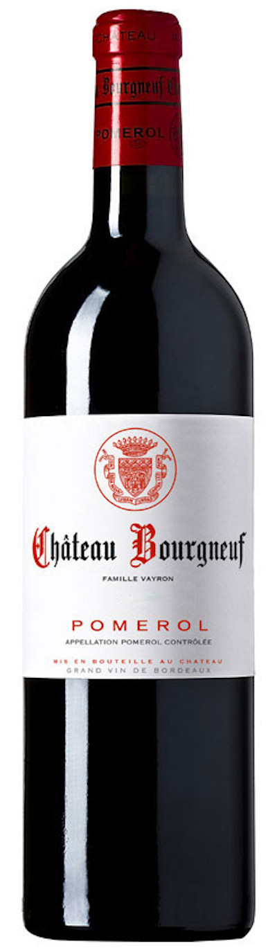 Cháteau Bourgneuf - Pomerol