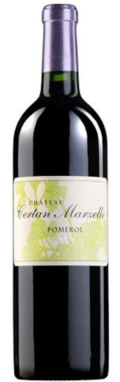 Chateau Certan Marzelle - Pomerol, 2011