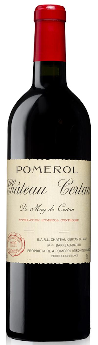 Château Certan - De May de Certan Pomerol