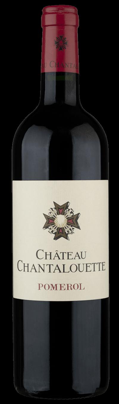 Chateau Chantalouette - Pomerol Magnum, 2010