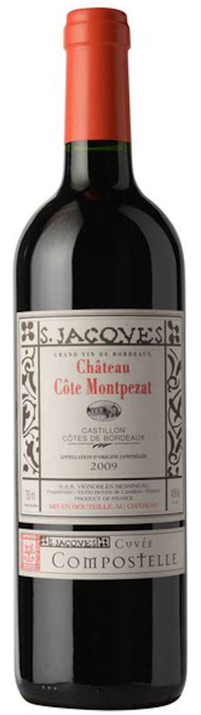 Château Côte Montpezat - Côtes de Castillon Compostelle