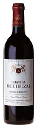 Chateau de Fieuzal - Rouge Cru Classe, 1997