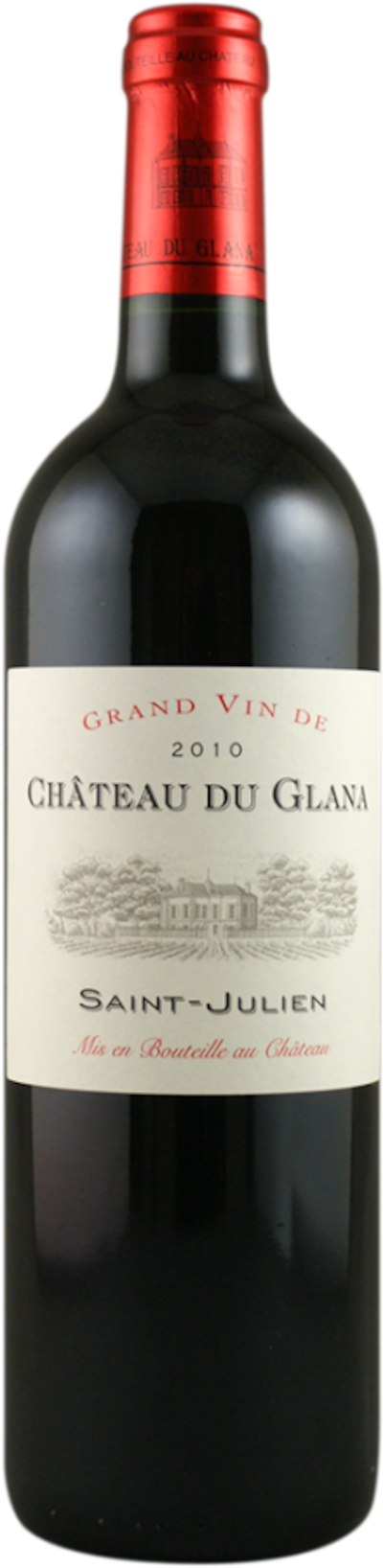 Chateau du Glana - Saint Julien, 2012