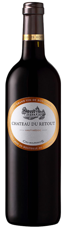 Château du Retout - Haut Médoc CB Halbflasche