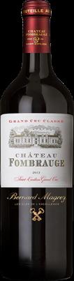 Chateau Fombrauge - Saint Emilion Grand Cru Classe, 2001