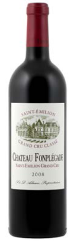 Chateau Fonplegade - Grand Cru Classe Magnum, 2000