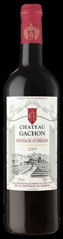 Chateau Gachon - Bordeaux Superieur, 2004