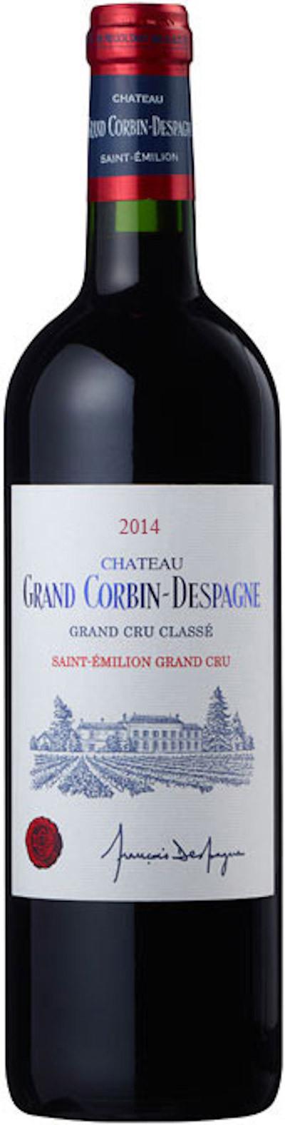 Château Grand Corbin Despagne - Saint Emilion GC bio
