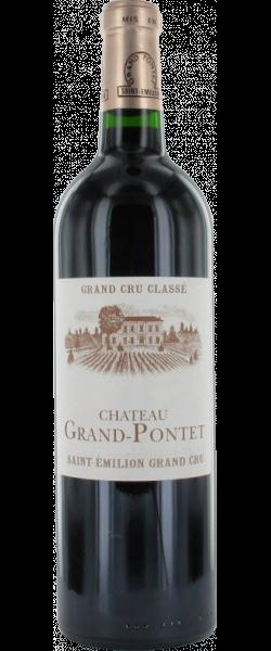 Chateau Grand Pontet - Grand Cru Classe, 2001