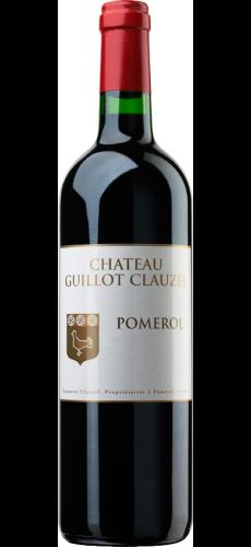 Chateau Guillot Clauzel - Pomerol, 2011