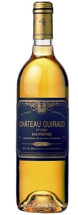 Chateau Guiraud - 1.Grand Cru Classe, 1989
