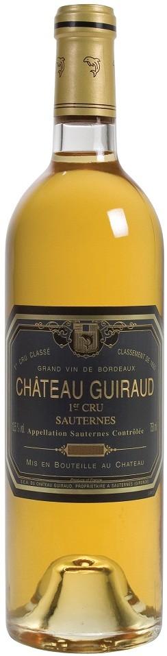 Chateau Guiraud - 1.Grand Cru Classe, 1990