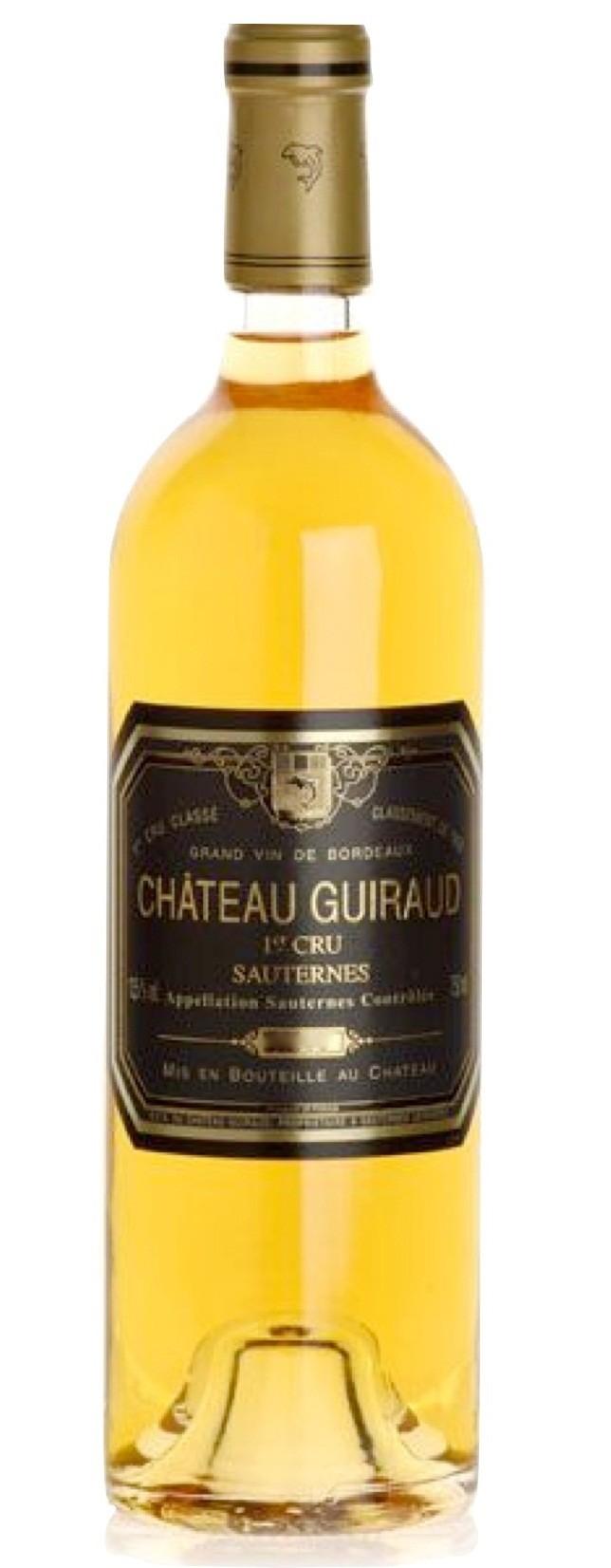 Chateau Guiraud - 1.Grand Cru Classe, 1996