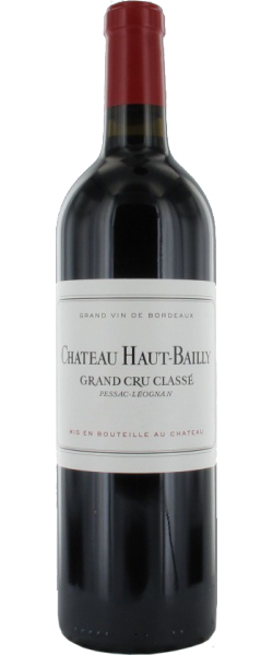 Chateau Haut Bailly - Cru Classe de Graves, 2011