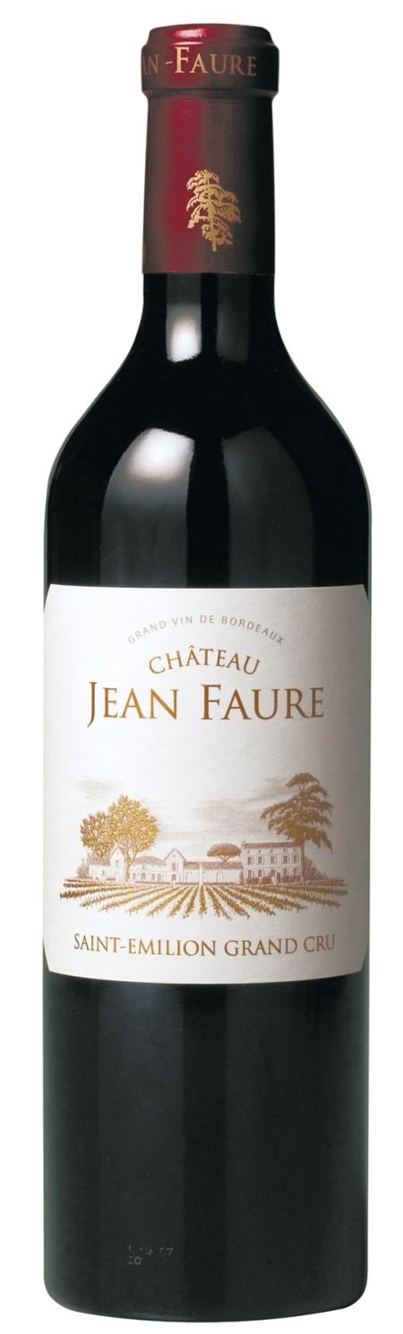 Chateau Jean Faure - Grand Cru, 2001