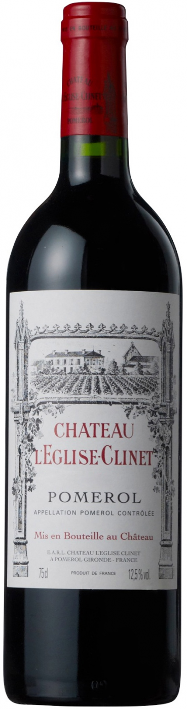 Chateau L´Eglise Clinet -, 2010