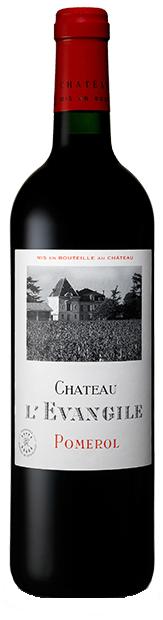 Chateau l'Evangile - Pomerol, 2001
