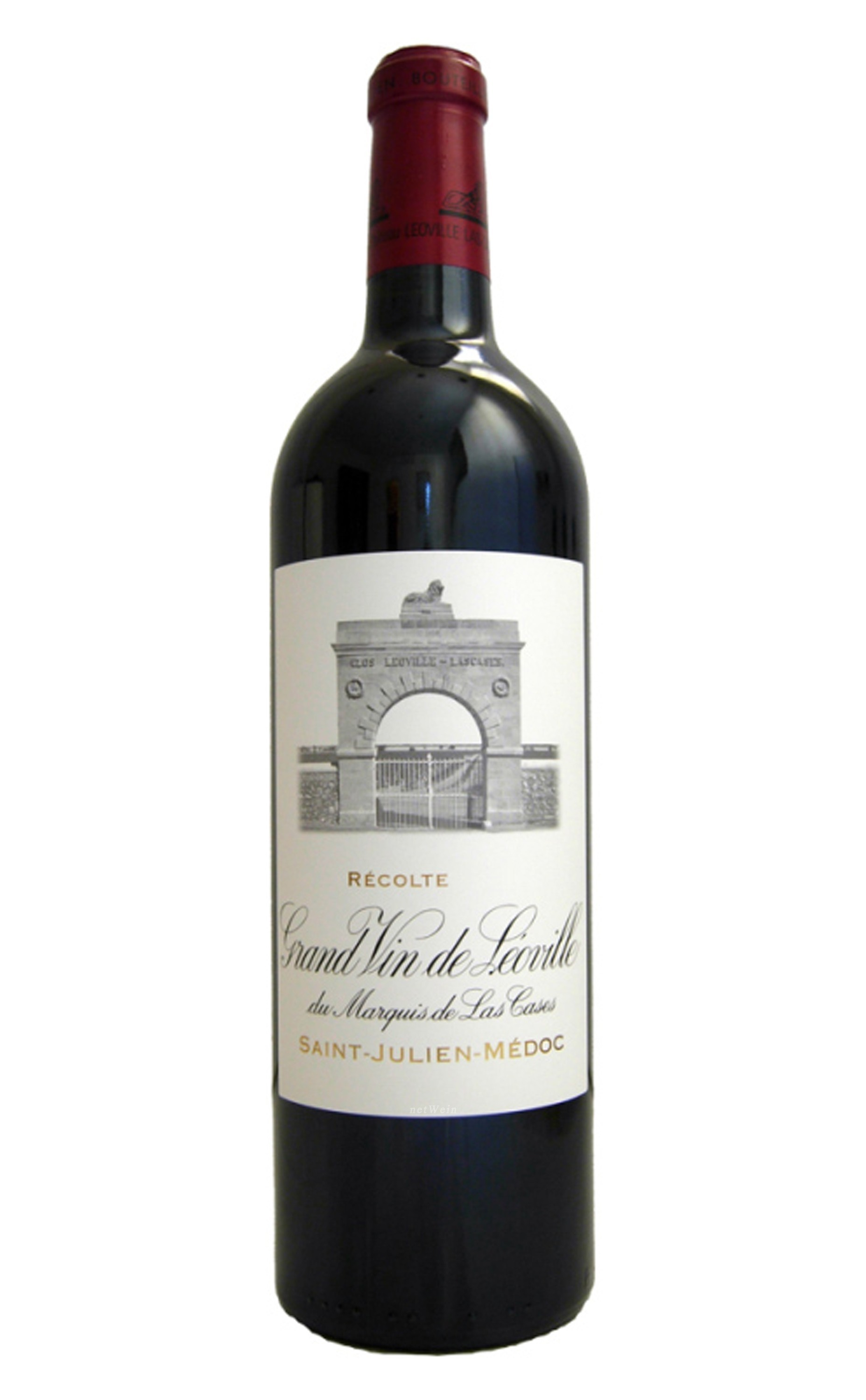 Chateau Leoville Las Cases - 2.Grand Cru Classe Saint Julien, 1997