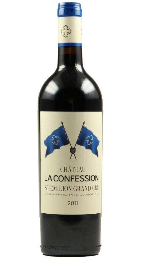Chateau La Confession - Grand Cru Classe, 2003