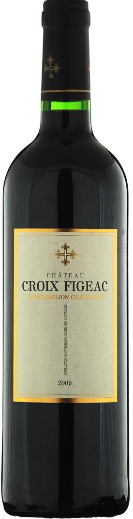 Chateau La Croix Figeac - Grand Cru Classe, 2010