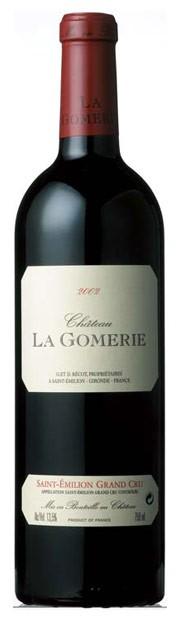 Chateau La Gomerie - Grand Cru Classe, 2003