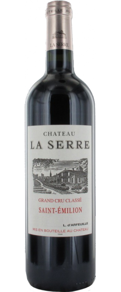 Chateau La Serre - Grand Cru Classe, 2012