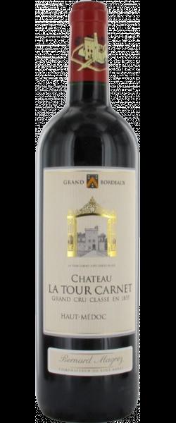 Cháteau La Tour Carnet - 4.Grand Cru Classe, 2008