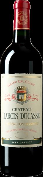 Chateau Larcis Ducasse - Grand Cru Classe Magnum, 2007