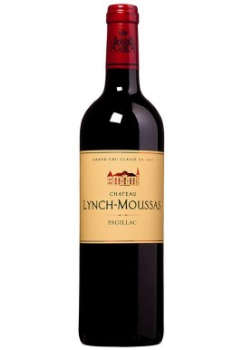 Chateau Lynch Moussas - 5.Grand Cru Classe, 1998