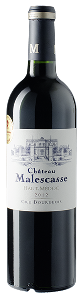 Chateau Malescasse - Cru Grand Bourgeois Ex, 2010