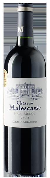 Chateau Malescasse - Cru Grand Bourgeois Ex Magnum, 2010