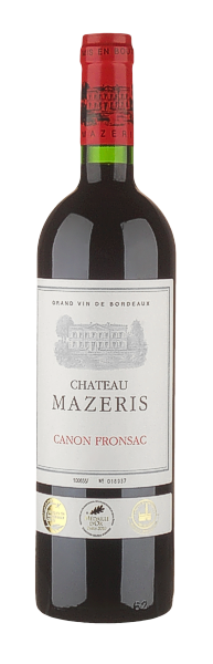 Chateau Mazeris -, 1999