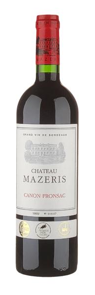 Chateau Mazeris -, 2001