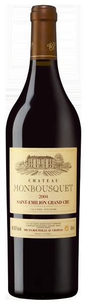 Chateau Monbousquet - Grand Cru Classe, 2010