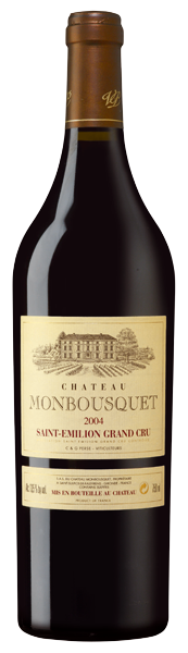 Chateau Monbousquet - Grand Cru Classe, 2001