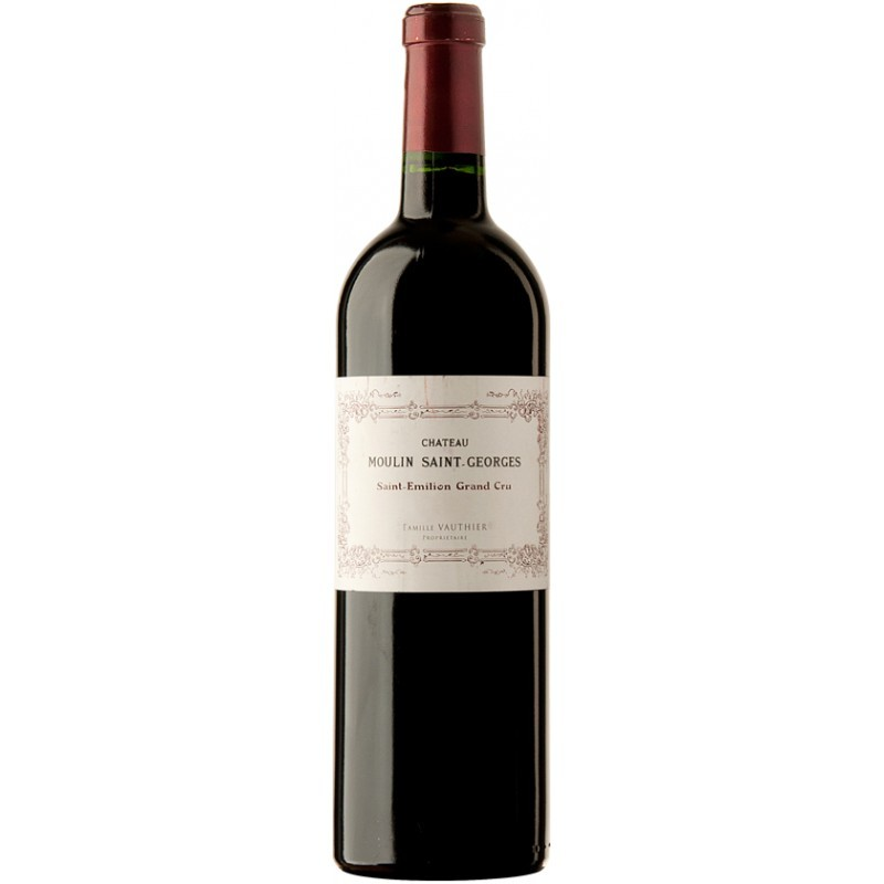 Chateau Moulin St. Georges - Grand Cru Classe Magnum, 2006