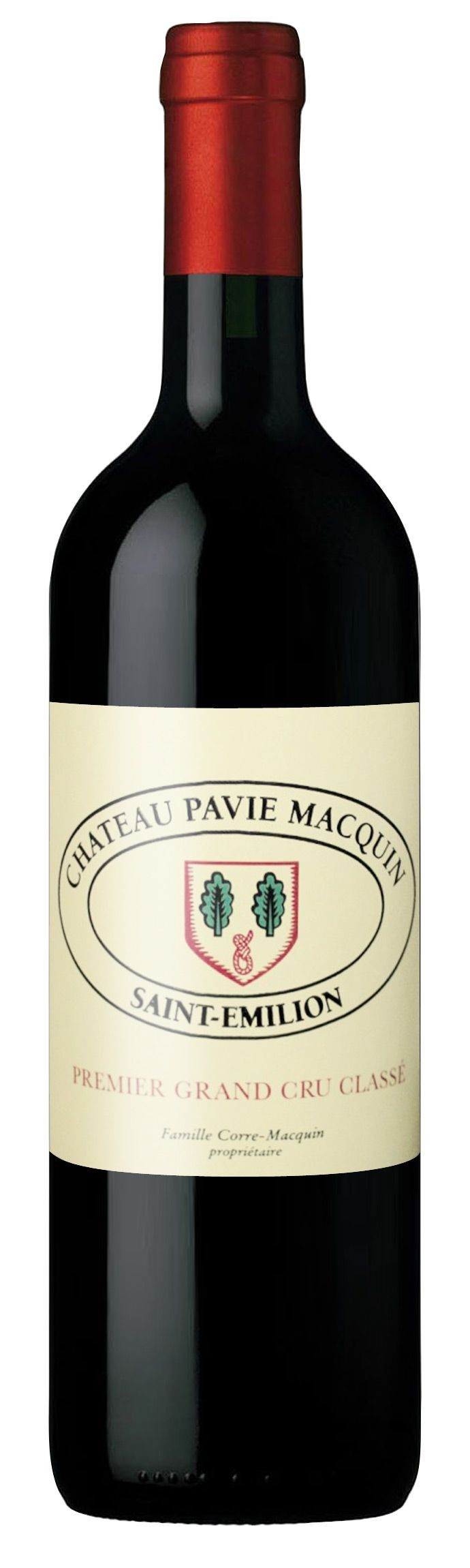 Chateau Pavie Macquin - 1.Grand Cru Classe, 2011